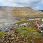 Run in Iceland